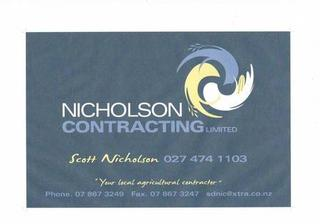 Nicholson Contracting