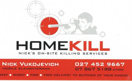 Nick's On-Site Killing Services